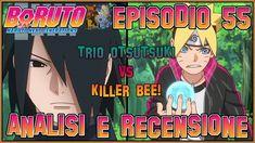 🆕Boruto ITA - Naruto Next Generations 🍜 Episodio 55   Analisi & Recensione