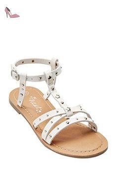 next Fille Sandales Cloutées (Fille) Coupe Standard - Chaussures next (*Partner-Link)