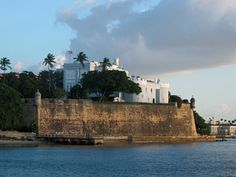 La Fortaleza and San Juan National Historic Site in Puerto Rico Between the 15th and 19th centuries, a series of defensive structures was built at this strategic point in the Caribbean Sea to protect the city and the Bay of San Juan. They represent a fine display of European military architecture adapted to harbour sites on the American continent.