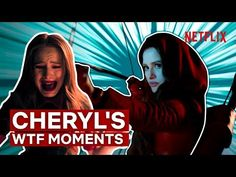 Our head cheerleader of the River Vixens and the self-proclaimed Queen Bee at Riverdale High School has had some pretty ruthless moments throughout Riverdale. Netflix Website, Netflix Uk, Paul Song, Riverdale High School, Riverdale Netflix, Die Queen, Wtf Moments, Cheryl Blossom, Queen Bees