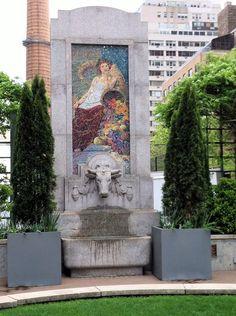 Evangeline's Fountain