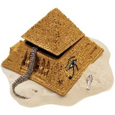 Great Pyramid Treasure Box
