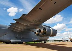 USAF Lockheed Martin C-5 Galaxy Strategic Transport plane