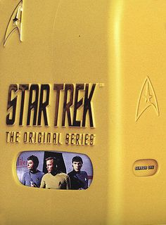 Star Trek The Original Series (Complete First Season DVD) *Shipped from USA