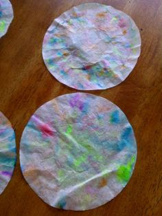 Toddler Art Activities from What To Expect