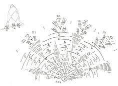 Znalezione obrazy dla zapytania schemy na háčkované zvonečky