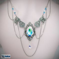 Iridescent Majesty - Fairy Jewelry Set