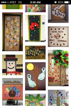 Combo4 Cute Boarders, Advent Calendar, Holiday Decor, Home Decor, Decoration Home, Room Decor, Advent Calenders, Home Interior Design, Home Decoration