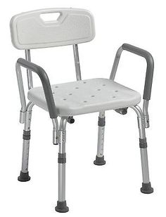 Shower And Bath Seats New Drive Medical Chair With Back