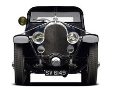 The Voisin, you cannot miss a Voisin!