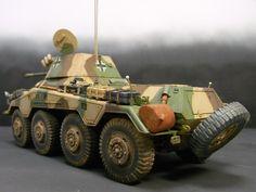Sd.Kfz.234/2 PUMA (DRAGON) http://tank.boy.jp