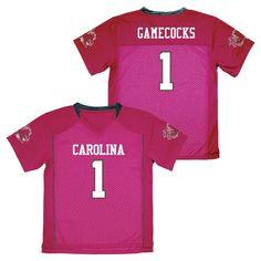 NCAA Boys' Replica Football Jersey South Carolina Gamecocks - XL, Multicolored