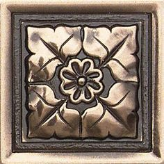Check out this Daltile product: Metal Ages Polished Bronze 2 x 2 Romanesque… Pewter Art, Pewter Metal, Scottish Wedding Themes, Cigar Box Art, Metal Worx, Metal Embossing, Foil Art, Metal Artwork, Metal Projects