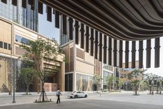 Gallery of Heatherwick Studio and Foster+Partners' Bund Finance Centre in Shanghai Photographed by Laurian Ghinitoiu - 9