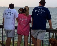 Inshore Coastal Wear.  Speckled Trout T shirts