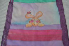 Pañuelo de seda con motivos infantiles