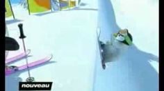 zimni sporty- pisnicky - YouTube