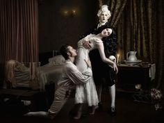 Alexia Sinclair NZ Opera - The Marriage of Figaro (2009/2010 Season Campaign)