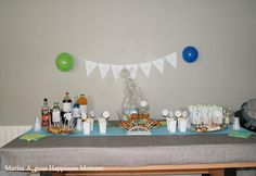 .. Baby Shower pour Adriano ..