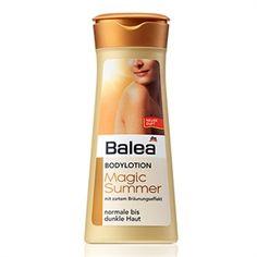 Balea magic summer body lotion