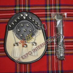Limited Stock Handcrafted Seal Skin Sporran /& FREE matching Buckle