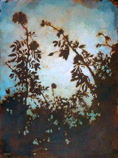 Botanicals are a wonderful and lyrical way of exploring silhouettes and negative spaces. One of my oil on canvas painting. Space Painting, Abstract Flowers, Negative Space, Silhouettes, Exploring, Oil On Canvas, Spaces, Landscape, Art