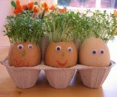 Great idea for Easter brunch