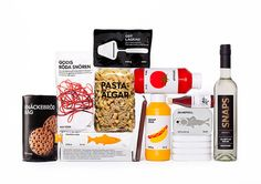 10: Ikea's New Food Packaging Makes Crab Paste Look Good
