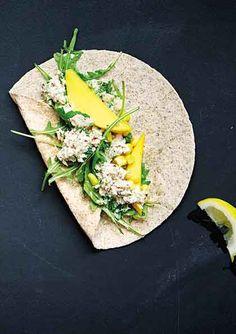 Mexicanere, armeniere, grækere og tyrkere har spist wraps siden før 1900-tallet.