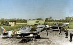 Mustangs, No. 315 (City of Deblin) Polish Fighter Squadron RAF.