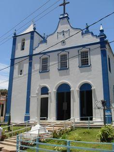 Igreja de Morro de São Paulo - BA