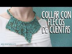 How to Bead Weave a Starburst Component with GemDuos and SuperDuo Duets Dyi Necklace, Fringe Necklace, Seed Bead Necklace, Beaded Necklace, Bead Jewellery, Beaded Jewelry, Diy Jewelry, Beads And Wire, Beading Tutorials