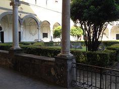 Chiostro di Santa Maria La Nova