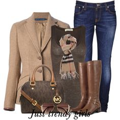 """""""casual classic outfit"""" by pinkfashion2 on Polyvore"""