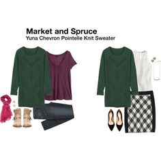 market and spruce yuna - I want this so badly in a nice fall color! mustard? green?