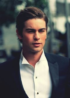 chace crawford = mehhhh, but nate archibald? LOVE.