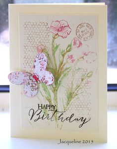 Happy Birthday by Hadassa - Cards and Paper Crafts at Splitcoaststampers