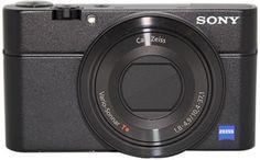 Sony Cyber-shot DSC-RX100 Digital Camera (Black) eBay