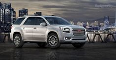 The GMC Acadia began its history back in 2007 when the standard model was first introduced to the market. In 2010, GMC added the Denali version and just one year later, in 2011, the model had the best sales in its five-year history. Wanting to keep the momentum going, GMC is offering some refreshing updates to the 2013 model year for both the standard and Denali versions, which it introduced at the 2012 Chicago Auto Show.
