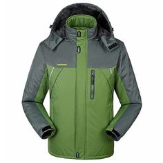 Plus Thick Velvet Down & Parka coat 6XL 7XL 8XL 9XL 2017 Warm Winter Jacket Men waterproof windproof chaquetas hombre