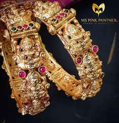 From Belly Rings To Tennis Bracelets, This Jewelry Advice Is King – Finest Jewelry Gold Bangles Design, Jewelry Design, Designer Bangles, Designer Wear, Leather Jewelry, Silver Jewelry, Gold Jewellery, Indian Jewelry, Temple Jewellery