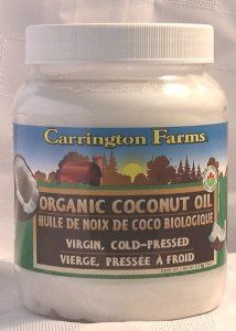 Carrington Farms Coconut Oil, 54 oz: Amazon.com: Grocery & Gourmet Food Get at Costco