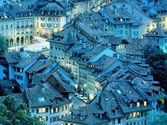 Bern, Switzerland ... want to go here <3