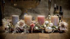 adventskalender befuellen adventskranz
