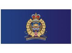 Edmonton Police flag