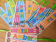 Gifts for student teacher students from love these personalized book marks add your name and boom . gifts for student teacher Beginning Of The School Year, Last Day Of School, End Of Year, School Fun, School Ideas, School Craft, School Stuff, Student Teacher Gifts, Student Teaching