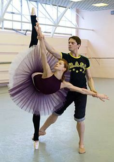 Who teaches the stars of the Mariinsky? Get an insider's look at the relationships between ballerinas and their pedagogues. Pictured: Ekaterina Kondaurova with Evgeny Ivanchenko. Photo by Gene Schiavone, Courtesy Mariinsky.