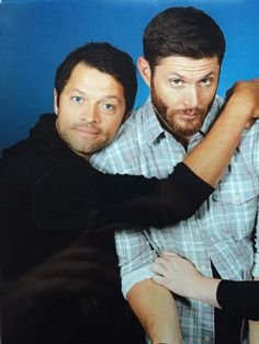 Jensen and Misha
