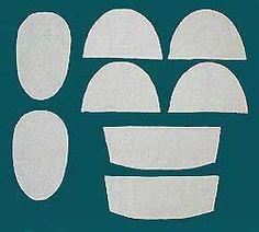 Free Baby Footies Pattern