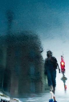 Rain reflection photos by Manuel Plantin - Yodamanu (8 photos) - Xaxor